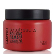Total Results So Long Damage Strength Pak Intense Reparing Treatment