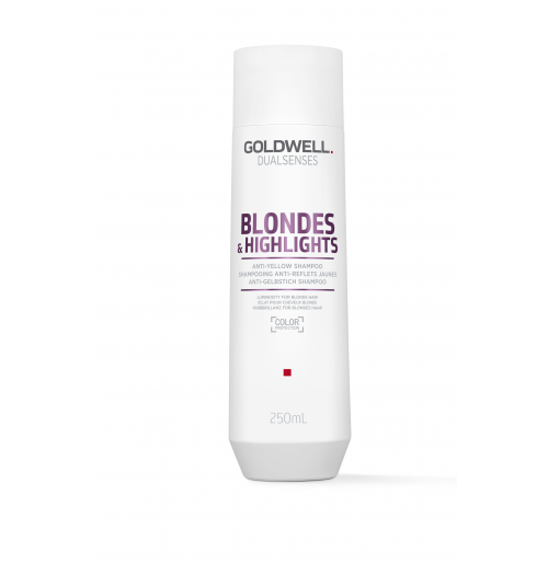 Dualsenses Blondes & Highlights Anti-yellow Shampoo