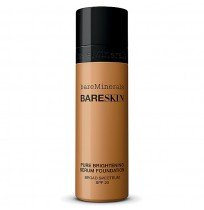 Bareskin Pure Brightening Serum Foundation - Bare Walnut 18