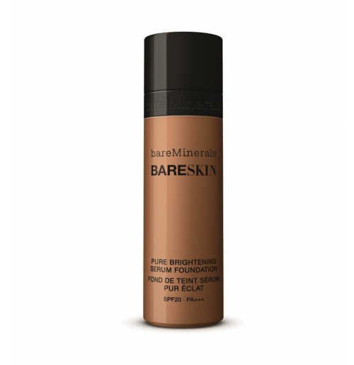 Bareskin Pure Brightening Serum Foundation - Bare Almond 16