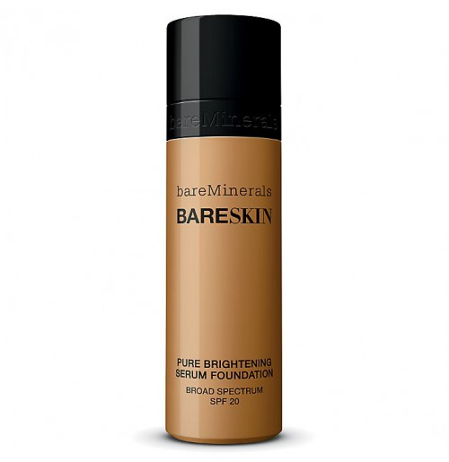 Bareskin Pure Brightening Serum Foundation - Bare Maple 17