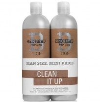 Bed Head For Men Clean It Up Shampoo & Conditioner