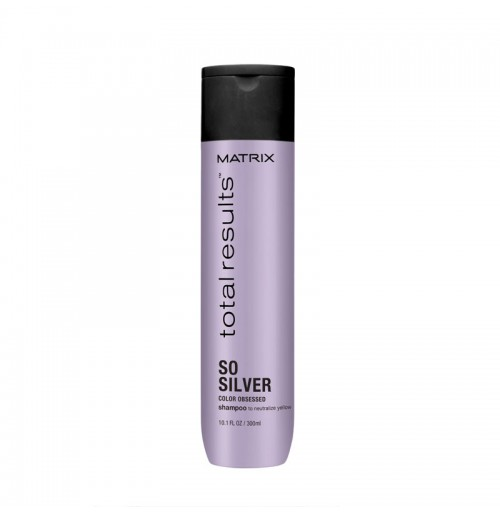 Total Results Color Obsessed So Silver Shampoo