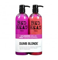 Bed Head Dumb Blonde Duo Shampoo & Conditioner