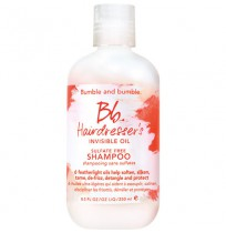 Hairdressers Invisible Oil Sulfate Free Shampoo