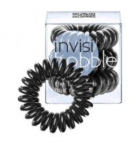 Hair Ring 3-pack True Black