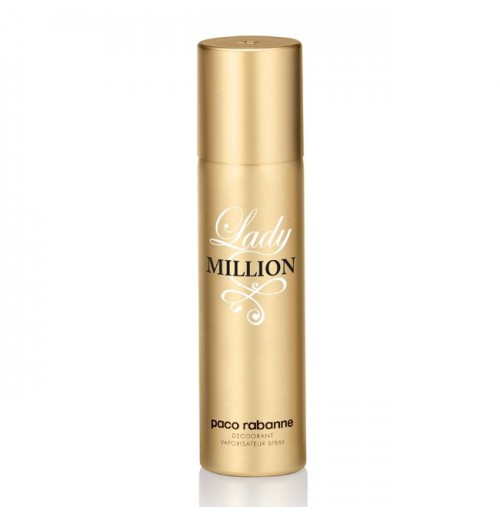 Lady Million Deo Spray