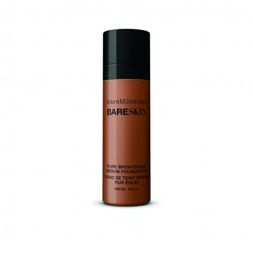 Bareskin Pure Brightening Serum Foundation - Bare Mocha 20