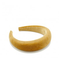 Adele headband Gold