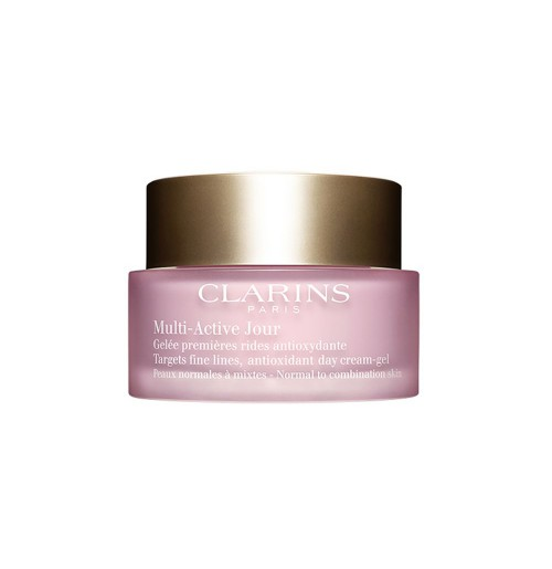 Multi-Active Fine Lines Antioxidant Day Cream-Gel Norm/Comb