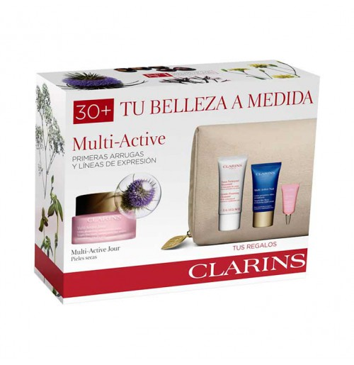 Multi-Active Dry Skin 30+ Gift Set