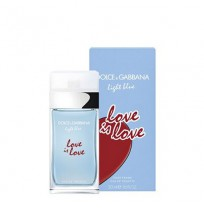 Light Blue Love is Love Women limited Edition