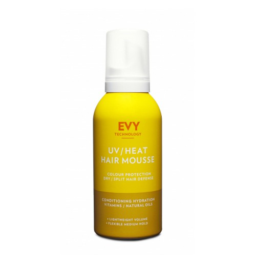 UV/Heat Hair Mousse