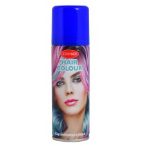 Hair Colour Spray Blue