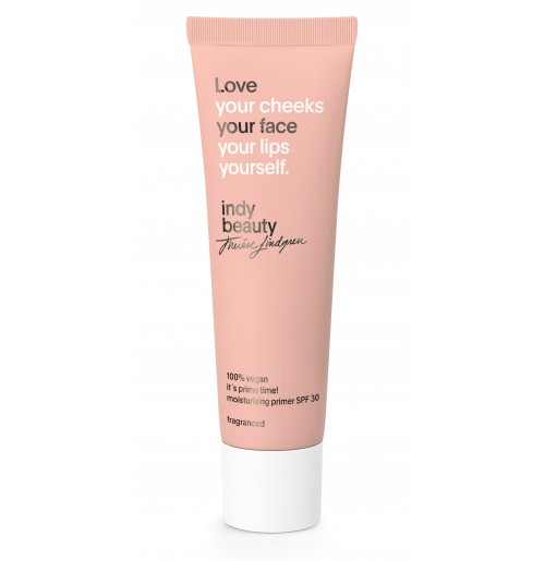 It's Prime Time! Moisturising Primer SPF30