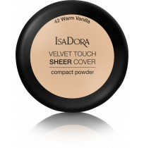 Velvet Touch Sheer Cover Compact Powder Warm Vanilla 42