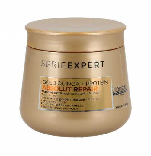SERIE EXPERT Gold Quinoa+Protein Absolut Repair Masque