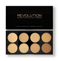 Ultra Cover And Concealer Palette Light-Medium