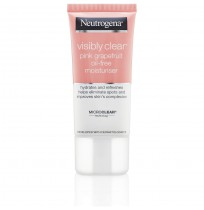 Visibly Clear Pink Grapefruit Oil-Free Moisturiser