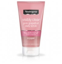 Visibly Clear Pink Grapefruit Daily Scrub