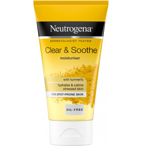 Clear And Soothe Moisturiser
