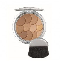 Magic Mosaic Multi-Colored Custom Bronzer  Light Bronzer