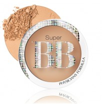 Super BB Beauty Balm Powder  Light/Medium