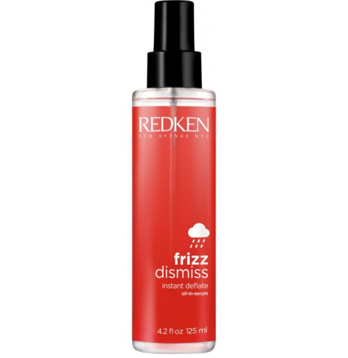 Frizz Dismiss Instant Deflate Oil-In-Serum