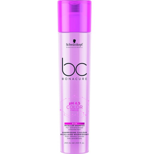 BC pH 4.5 Color Freeze Rich Micellar Shampoo