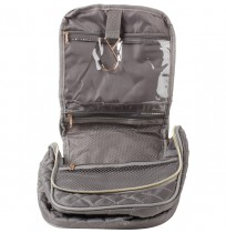 XL Toiletry Bag - Grey