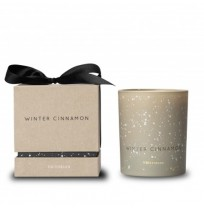 Candle Winter Cinnamon 2019