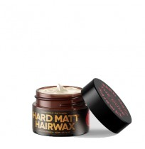 Hard Matt Hairwax