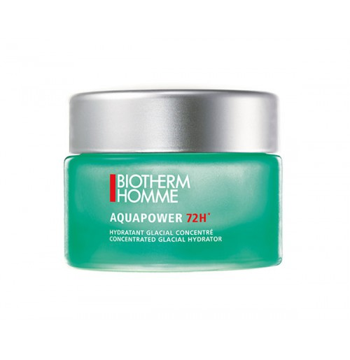 Homme Aquapower 72H concentrated Glacial Gel-Cream