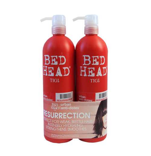Bed Head Urban Anti-Dotes Resurrection 3 Duo Shampoo and Conditioner