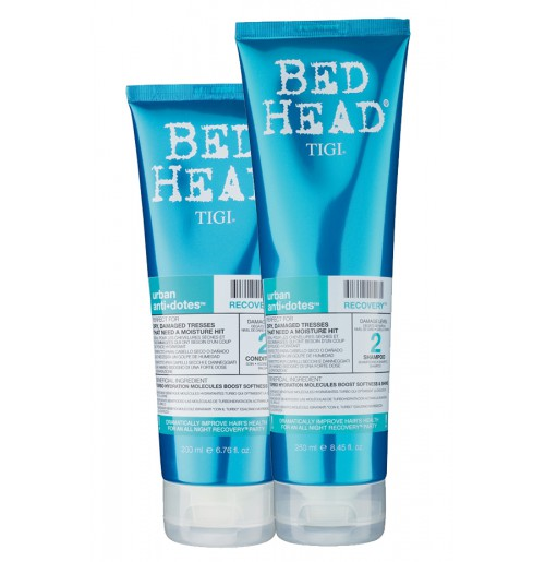 Bed Head Recovery Shampoo & Conditioner