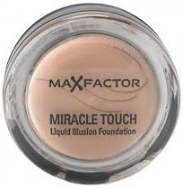 Miracle Touch Liquid Illusion Foundation Rose Beige 65