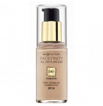Face Finity All Day Flawless 3-in-1 Foundation Warm Almond 45